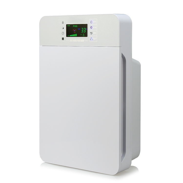 Factory Best air purifier 2020 hot sell pm 2.5 air purifier hepa home use
