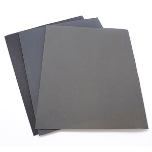 Waterproof Silicon Carbide Abrasive Kraft Paper Base Sand Paper Sheet for car
