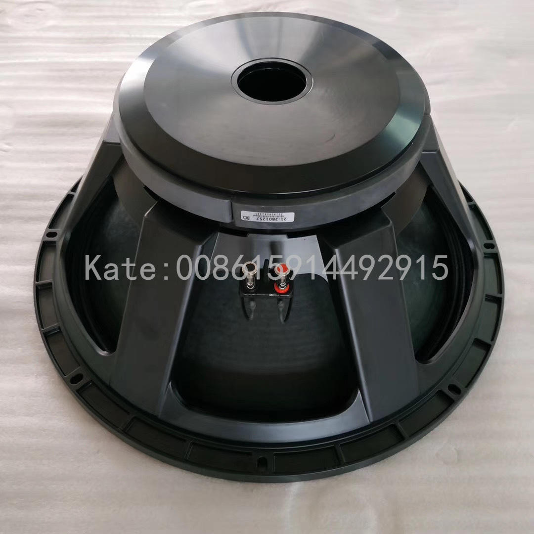 21 inch 280 mm magnet 125 mm coil subwoofer loudspeakers powerful speaker