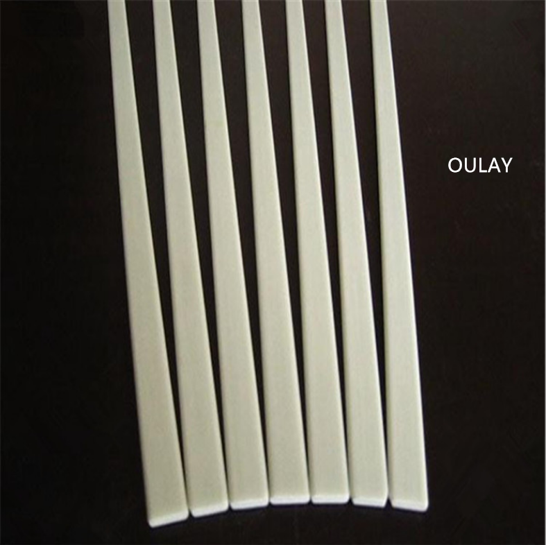 Fiberglass Strips Piece Split EFG for Indonesian market Bent Bows Cutting Different lengths free
