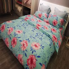 3d bed cover sheet pillow case 100% cotton Duvet&Quilt set quilt bedding /comforter set(4pcs)