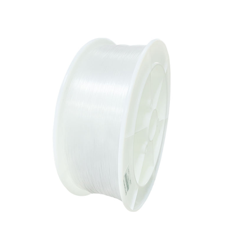 simple style mini roll plastic end glow fiber optic bundle diameter 0.75mm