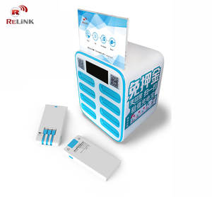 QR Mini Portable Mobile Shared Power Bank Terminal for Restaurant Station