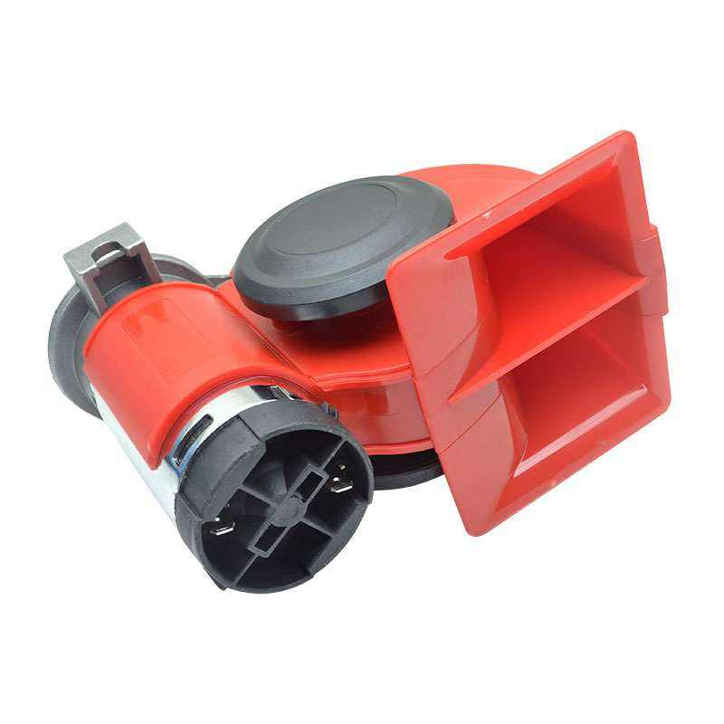 Electric Pump Siren Speaker Loud Air Horn for Car Truck Motorcycle