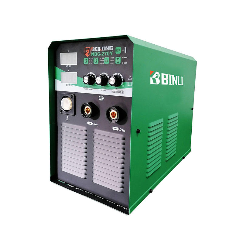 NBC-270Y 270A 0.5mm bis 4mm dicke blatt max draht spool Welder 3 in 1 <span class=keywords><strong>MIG</strong></span> MMA Gasless Welding Machine