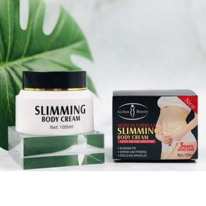 100ml Hot Slimming Cream Body Waist Neck Leg Weight Loss Fat Burning Cream for women