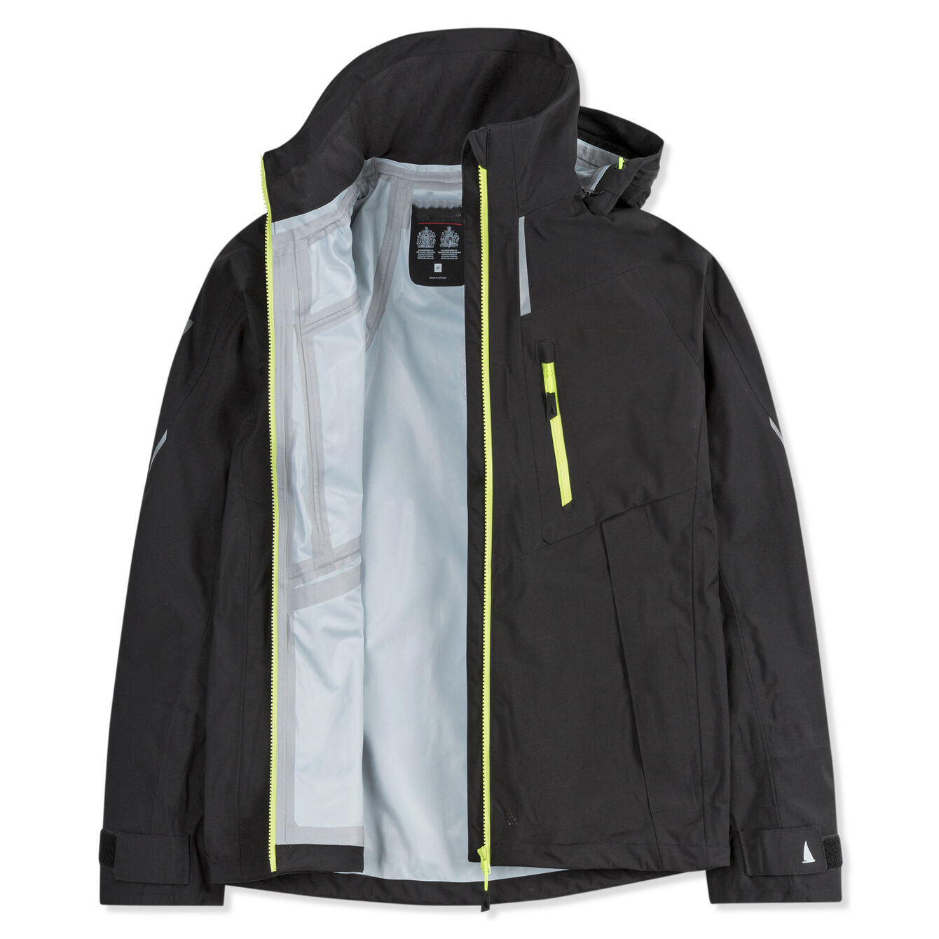New PRO sailing jacket for men breathable 3layer sailing clothing waterproof