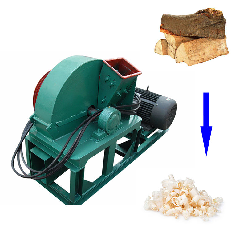 wood log shaver/horse wood shavings/factory price wood shaver
