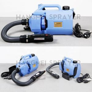 portable electric fogging disinfection ulv disinfecting fogger
