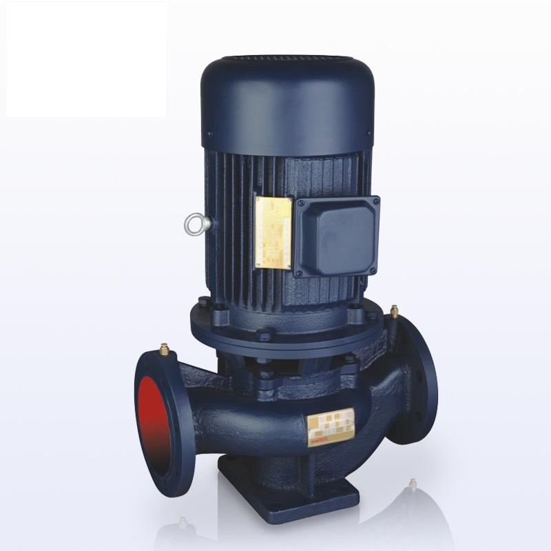 high efficient inline centrifugal electric jockey water pump booster pump inline water vertical centrifugal pipeline pump