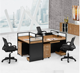 Desk Cubicle Desk Workstation Modern Office Cubicle Staff Workstation Desk Office Table Open Office Work Station