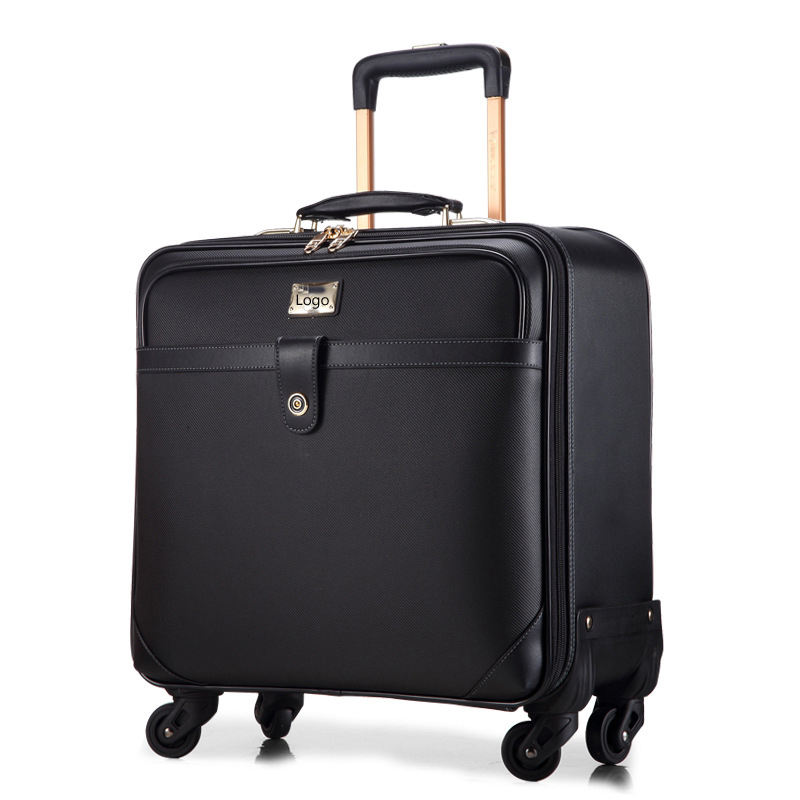 New Fashion Wholesale Carry-on Luggage Bag Travel Trolley Cabin Suitcase