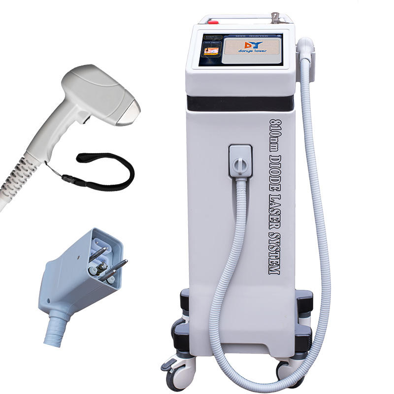 Ice Cooling Technology Soprano Ice Alma Laser Hair Removal 808nm Diode Laser Korea