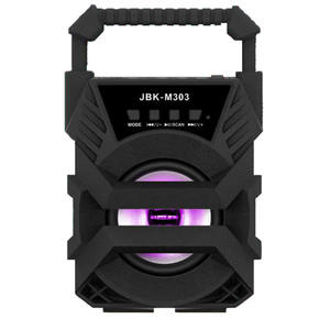 High power portable bluetooth speaker
