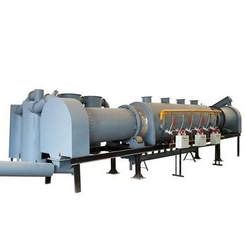 Biomass Active Carbon Powder Production Furnace Kiln Supplied By Zhengzhou Taida Company For Sale With Best Price