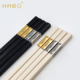 Custom chinese FU Fiberglass High quality chopsticks with LOGO, OEM ODM, Free sample