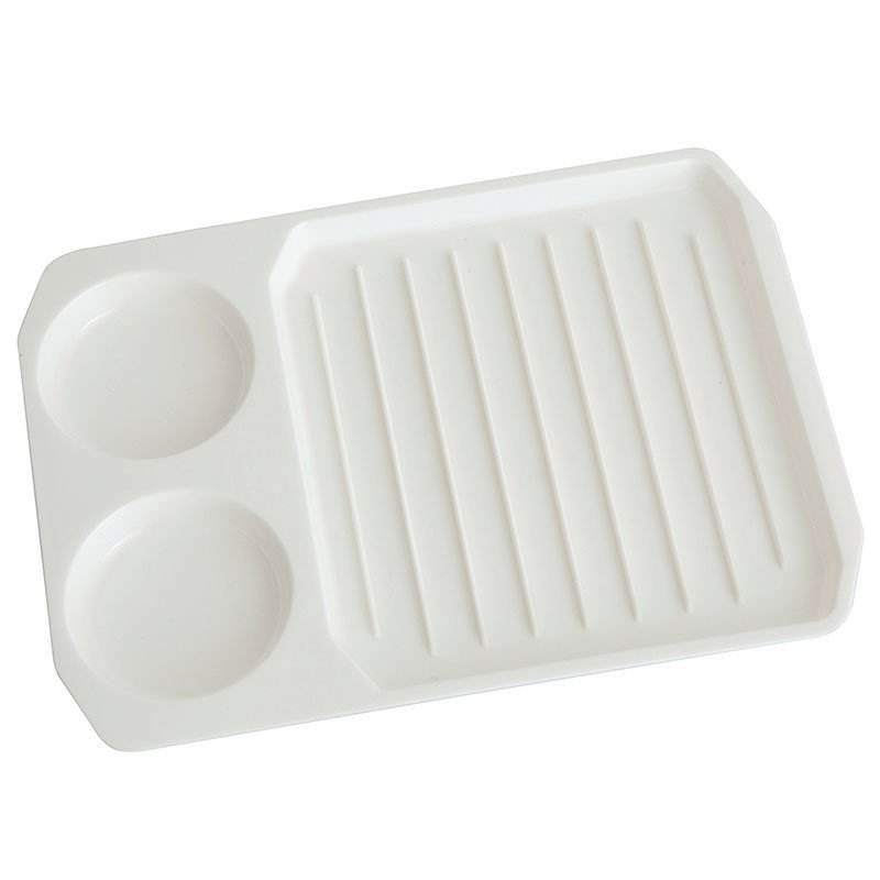 Food Grade Plastic <span class=keywords><strong>Magnetron</strong></span> Bacon Fornuis Dienblad Fornuis Pizza Pan Tray Bakken <span class=keywords><strong>Lade</strong></span> Set Bakvormen