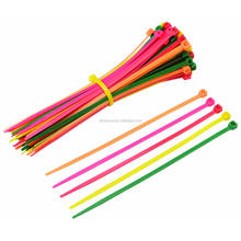 Plastic Self Locking Nylon zip tie Manufacturers