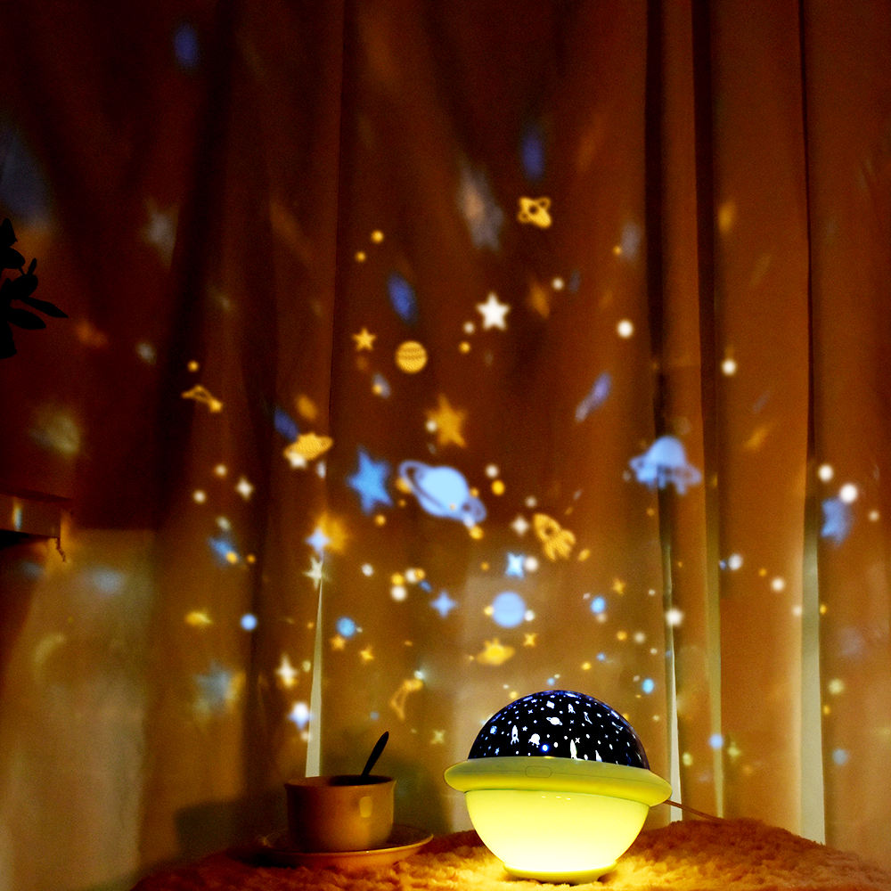 Holiday Kids Lamp Custom Projectable Bed Sky Star Led Projector Night Light