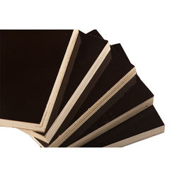 China Factory Marine Brown Band English Color Film Faced Building Plywood For Sale