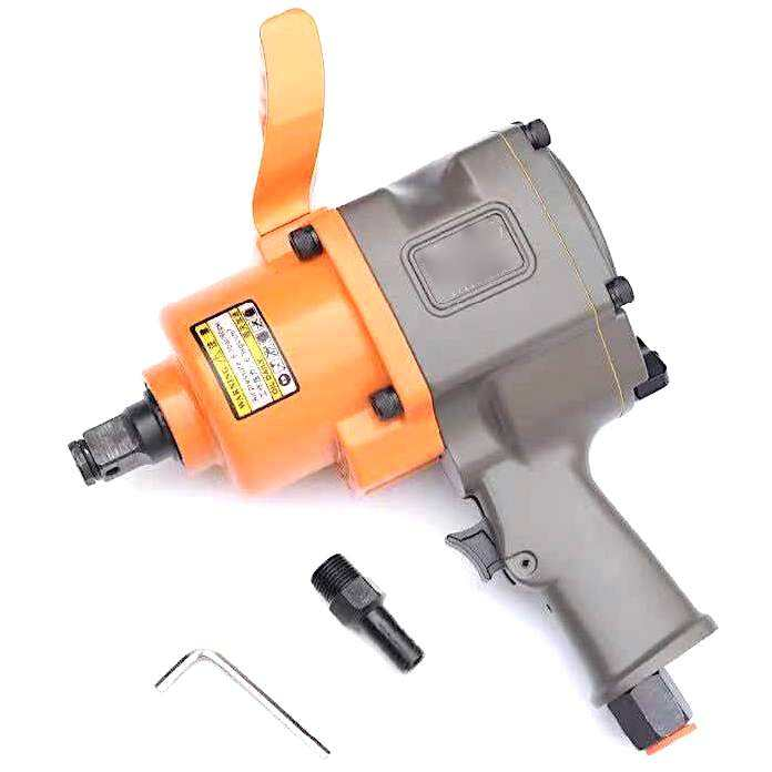 New technology maximizing comfort and power for General Maintenance air impact wrench pneumatic bolting tools