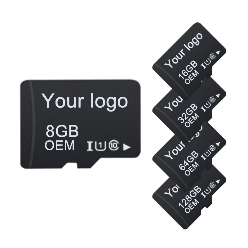 Wholesale Memory Card Micro 64gb 32gb 16gb 8gb Class10 Tf Sd Card Pen Drive Flash Memory Card High Speed For Smartphone