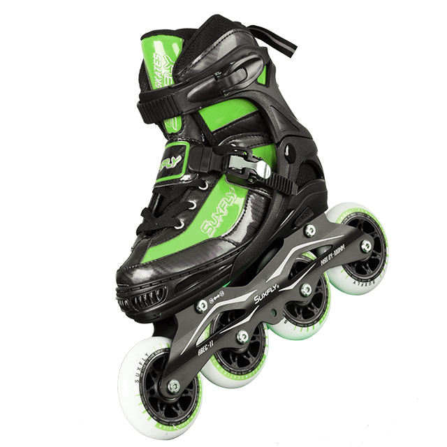 Xingzheng Professional Skate Shoes Mens Integrated Aluminium Frame Speed Roller Inline Skates Aggressive Skate For Kids And Adul
