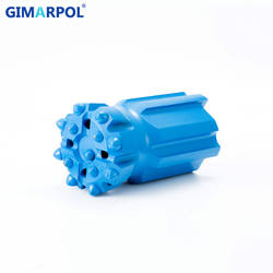 rock drill tools drill button bit R25 thread bit