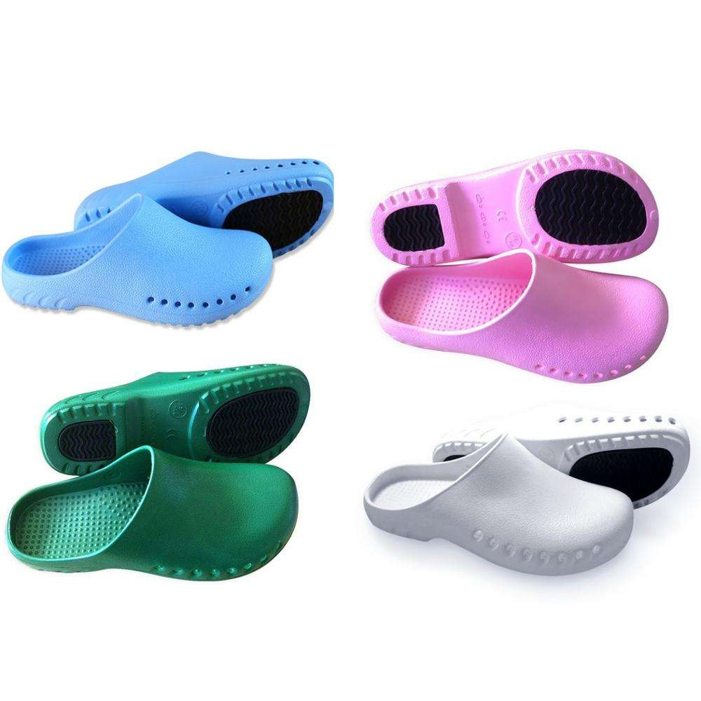 Autoclavable Hospital Medical Nursing Doctor Operating Theatre Surgical Clogs