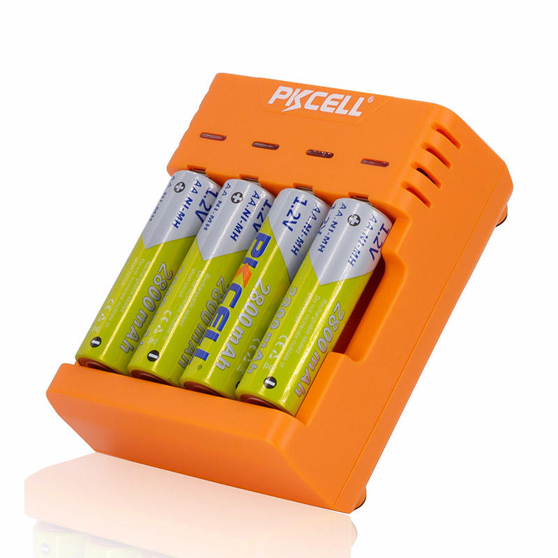 PKCELL Super Power Battery Charger 8146 NiMH NiCd AA AAA