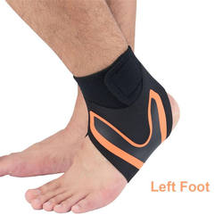 Sports Ankle Pad Protect Ankle Sprain Protection Breathable Better Comfort Run Brace