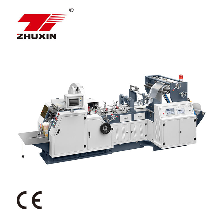 Fully automatic paper bag machine  CY-400