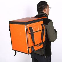 High quality Delivery Box for Catering Restaurant Delivery Drivers Thermal Grocery Bag Waterproof Backpack Food Delivery Bag