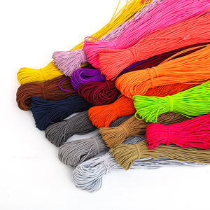 2MM Stretchy Imported Latex Elastic Rope Round Elastic Rubber String