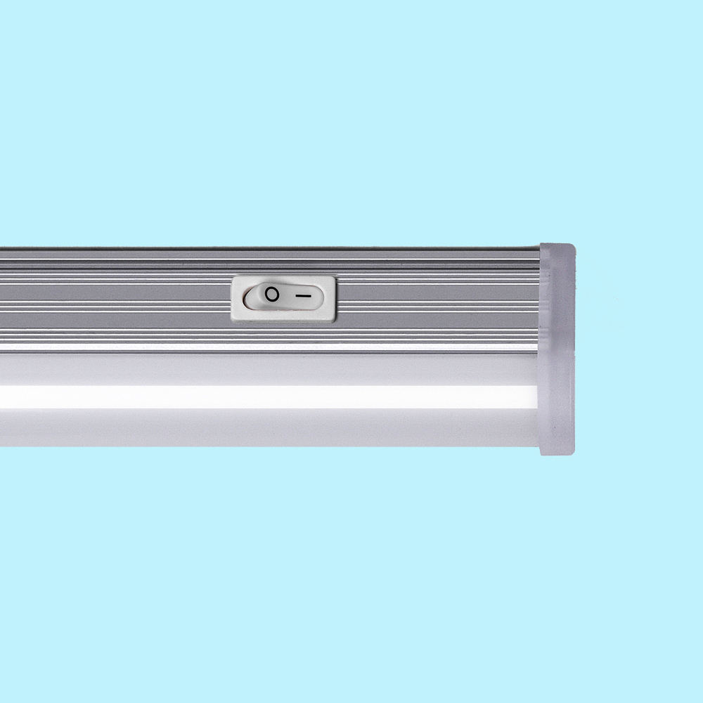 120V Under Cabinet Lighting 300mm 600mm Linear Led Batten Light For Cabinet Kitchen