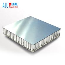 Alumetal 10mm aluminum honeycomb core sandwich panel for curtain wall
