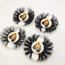 Best Selling Super Fluffy Mink Lashes 3d 5d wholesale Vendor Own Brand Extra Long Luxurious 25mm 28mm 30mm Mink Eyelash