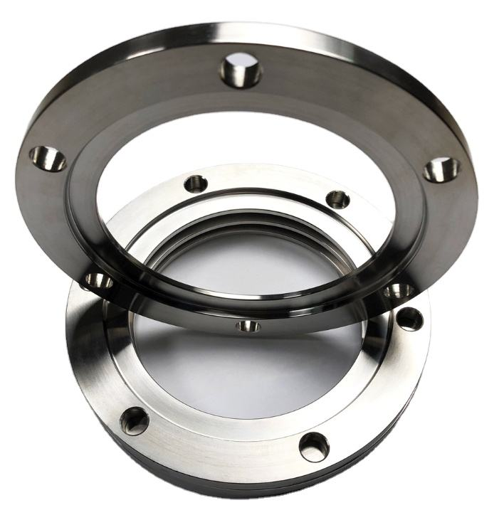 Flat welding flanges flange plate carbon steel stainless steel non - standard flange manufacturers direct