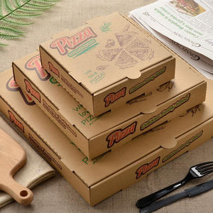 Wholesale Custom 12 6 9 Inch Pizza Box
