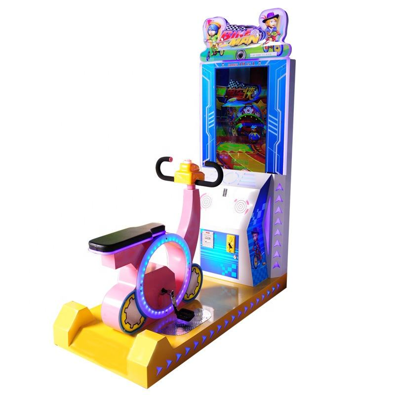 Magic Simulator bike sport Interactieve Arcade game video game voor kinderen en jongere