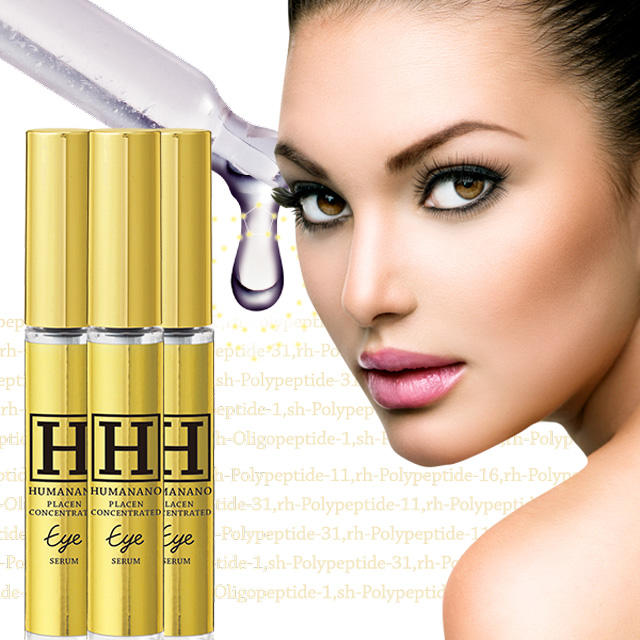 Japan Hot Sale HUMANANO OEM Anti-wrinkle Laugh Line Crow's Feet Skin Repair Eye Serum For Lifting