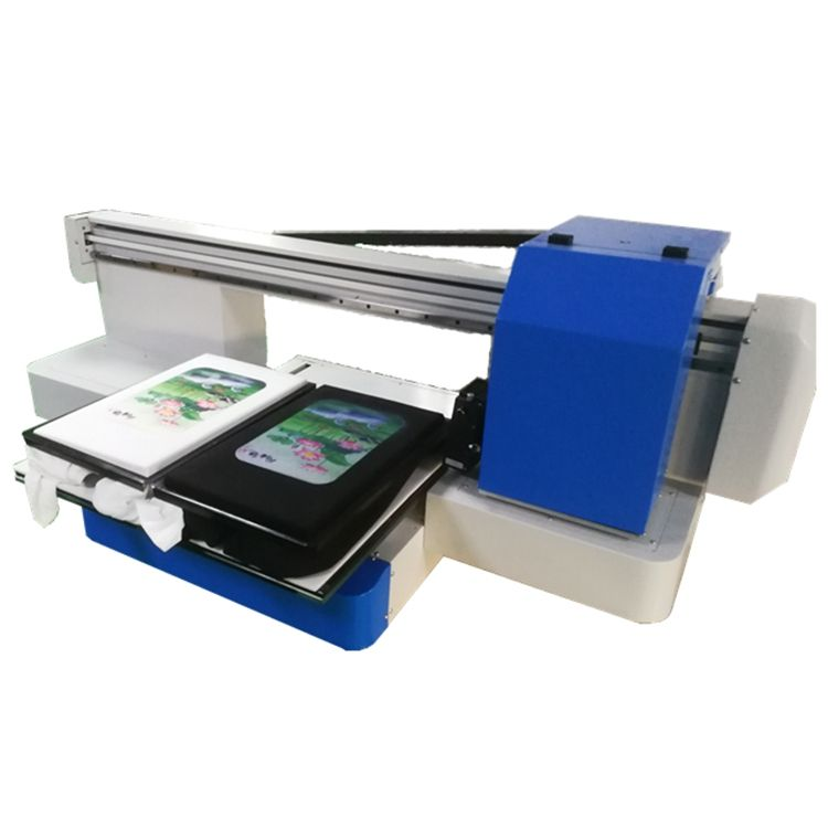 Best garment printer 6040 size DTG printer Digital fabric t shirt printing machine
