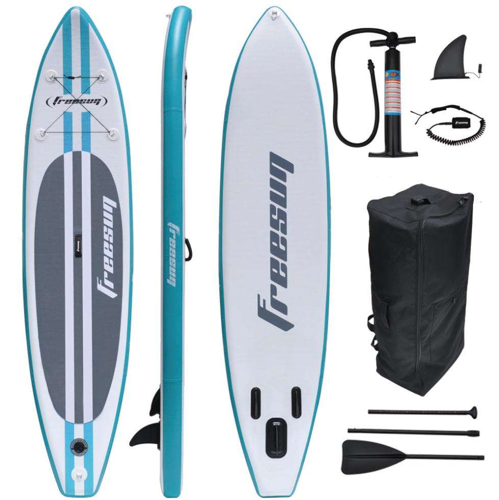 FREESUN Brand 11' long Paddle Boards Inflatable Stand Up Paddle Board