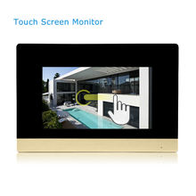 Metal housing VDP video door intercom home access control system