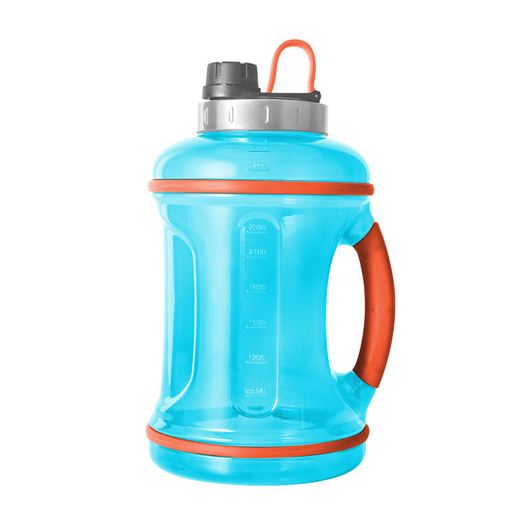 Hot selling 3.2L customized color big sports water jug with customer logo