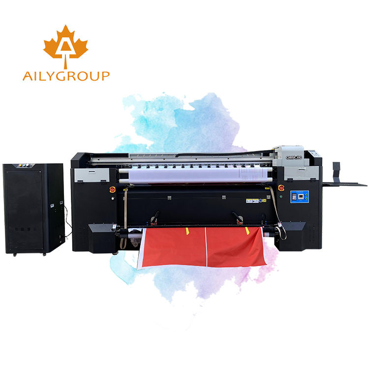 36 inch wide print dey ink sublimation printer a1