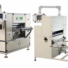Full-auto high speed CNC knife paper pleating machine for air filter