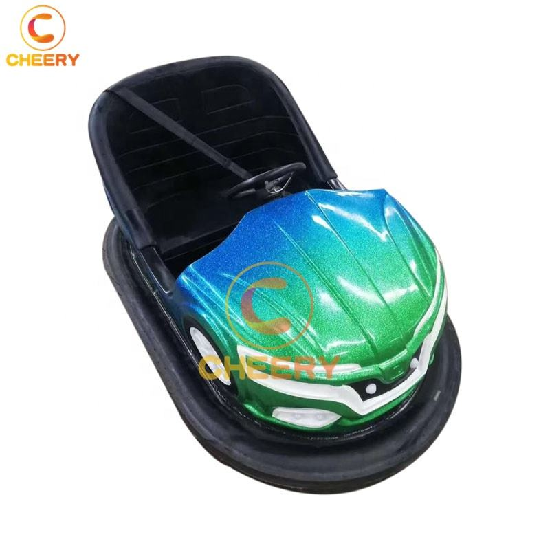 Chinese manufacturer fairground amusement park carnival games adult kids electric bumper car for sale