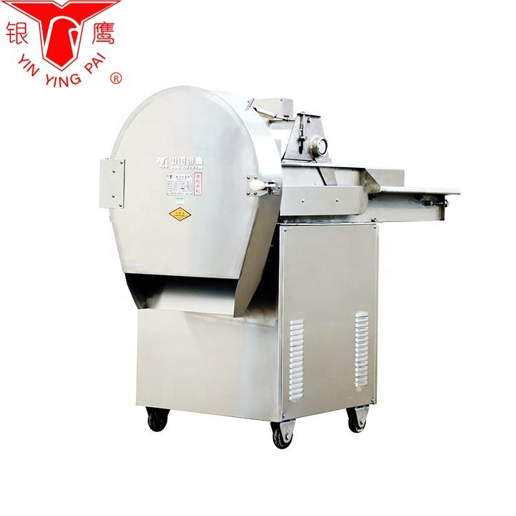 YinYing Vegetable cube cutter machine/Automatic electric Tomato Slicer/Potato cutting machine