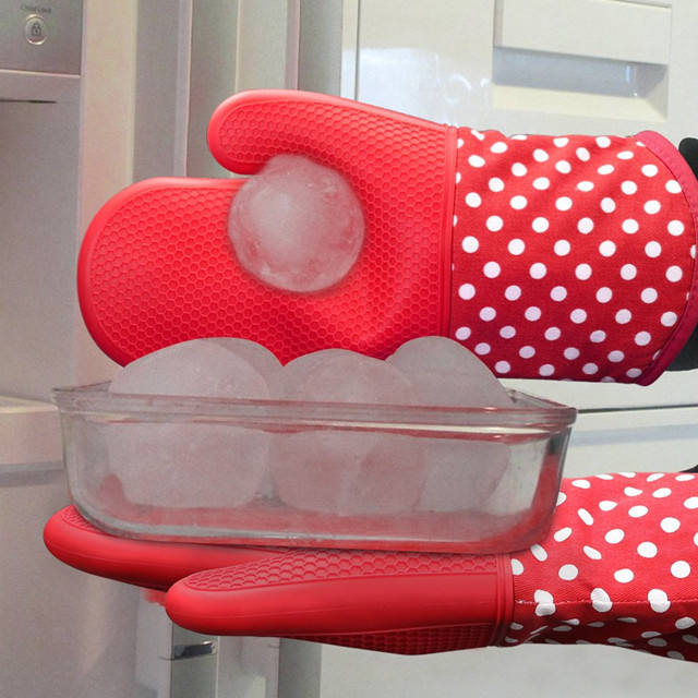 super cleaning fashion silicone gloves mitt